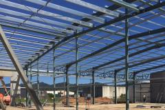Steel Portal Frames